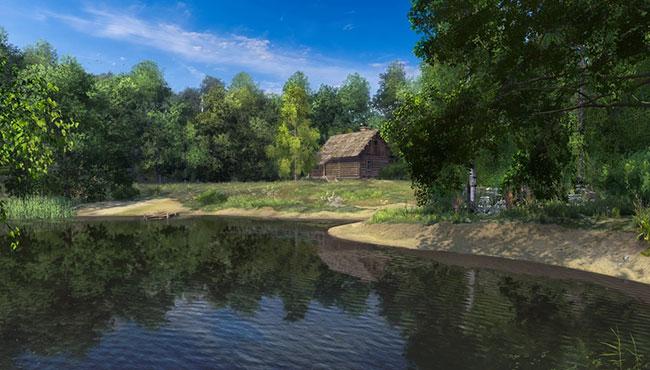 The Cottage Pond