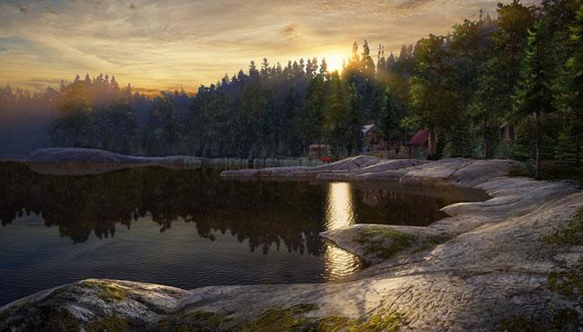Kuori Lake